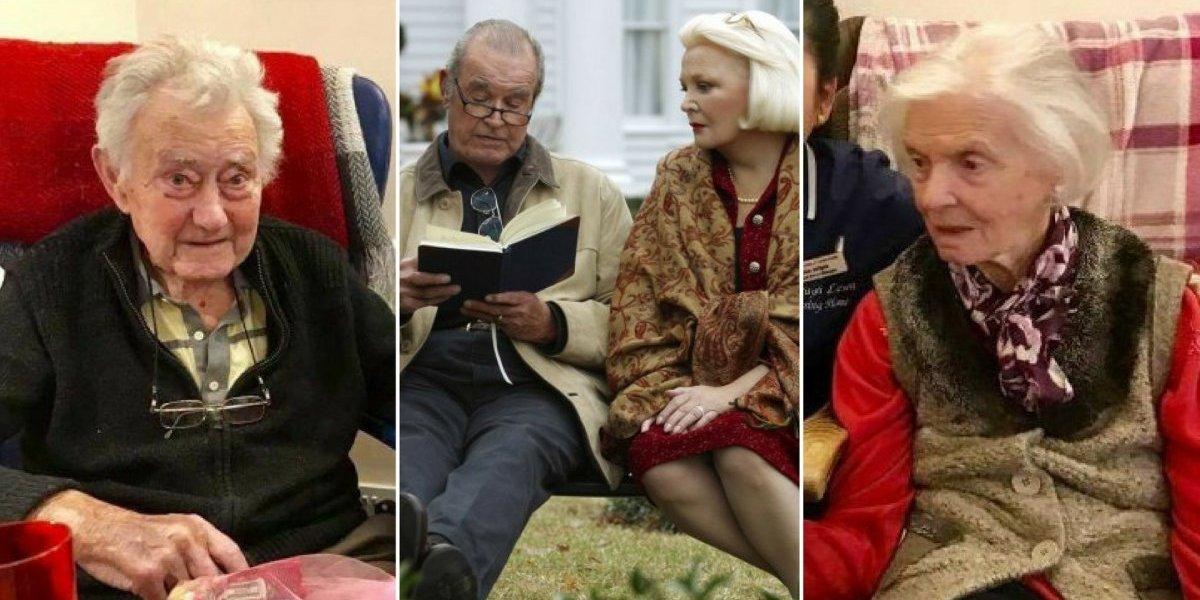 Diário de uma paixão da vida real: casal morre no mesmo dia após 80 anos juntos