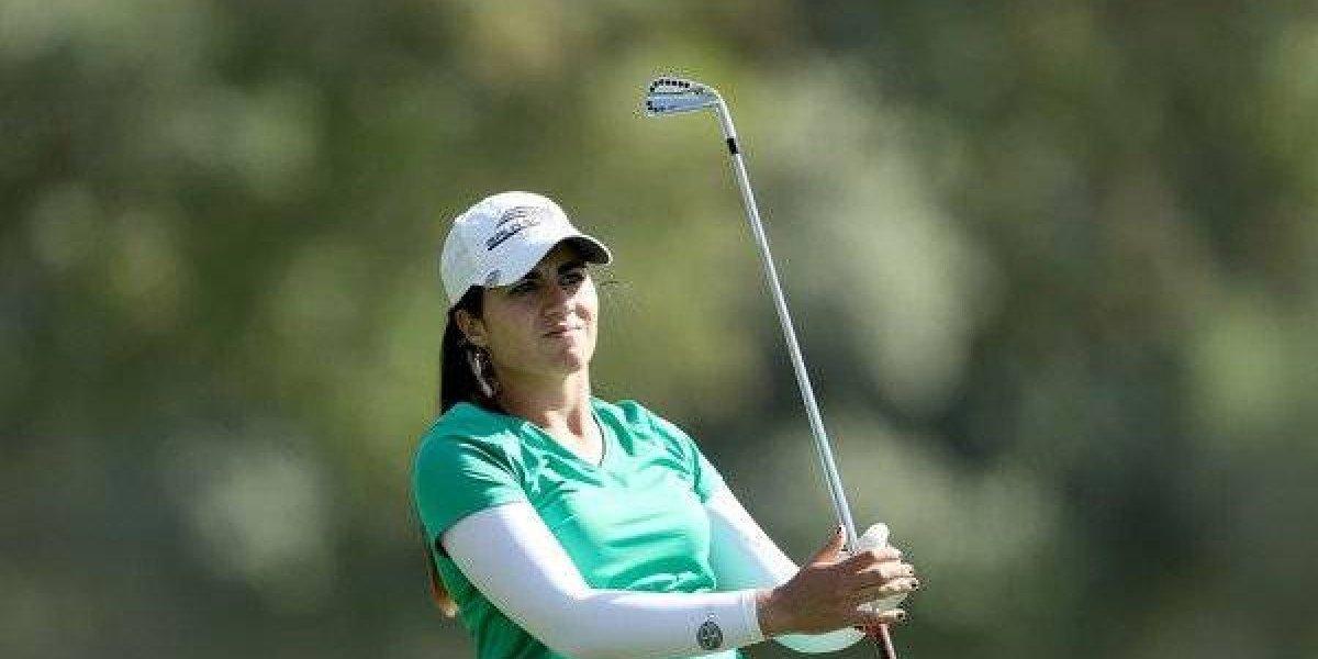 Mexicana, dentro de las mejores 20 en Ladies European Tour