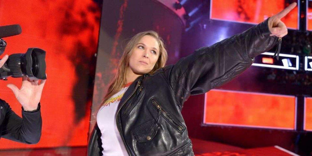 Intensa preparación de Ronda Rousey para Wrestlemania