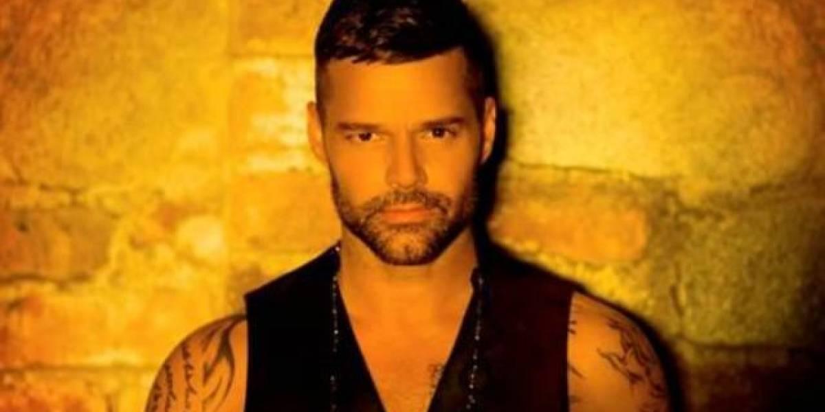 Ricky Martin transmitirá en vivo estreno de su nuevo sencillo 'Fiebre'