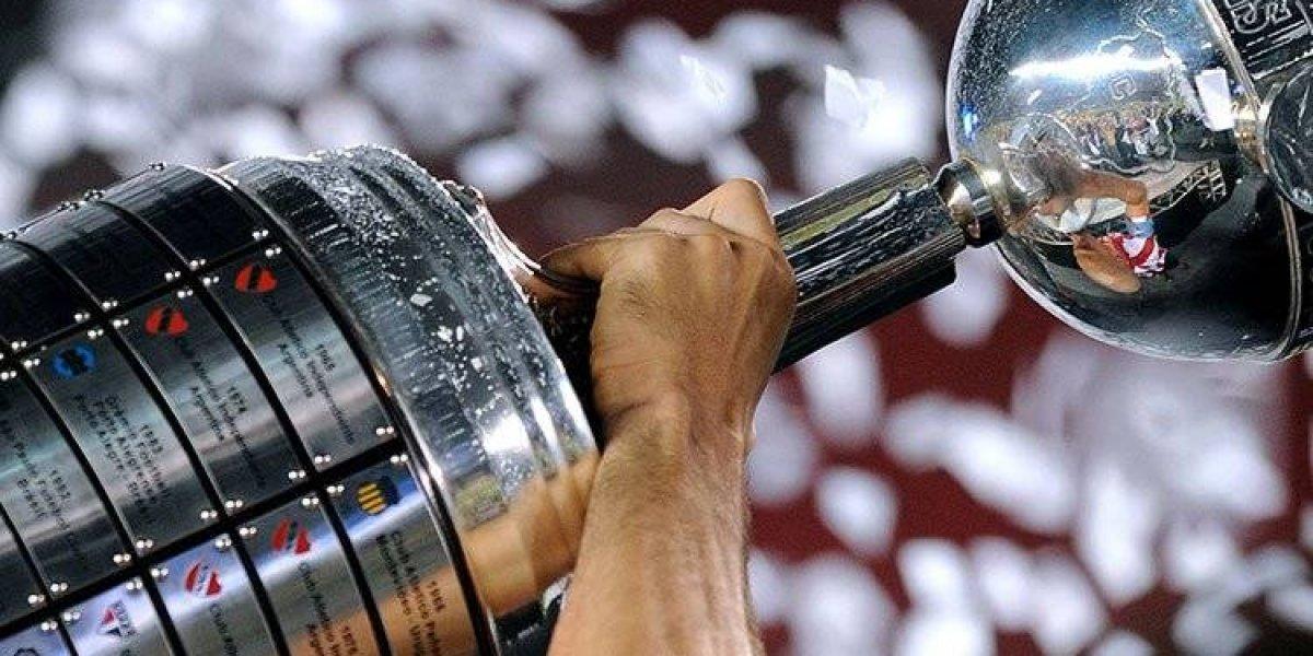 Final de Copa Libertadores se definirá en un solo partido
