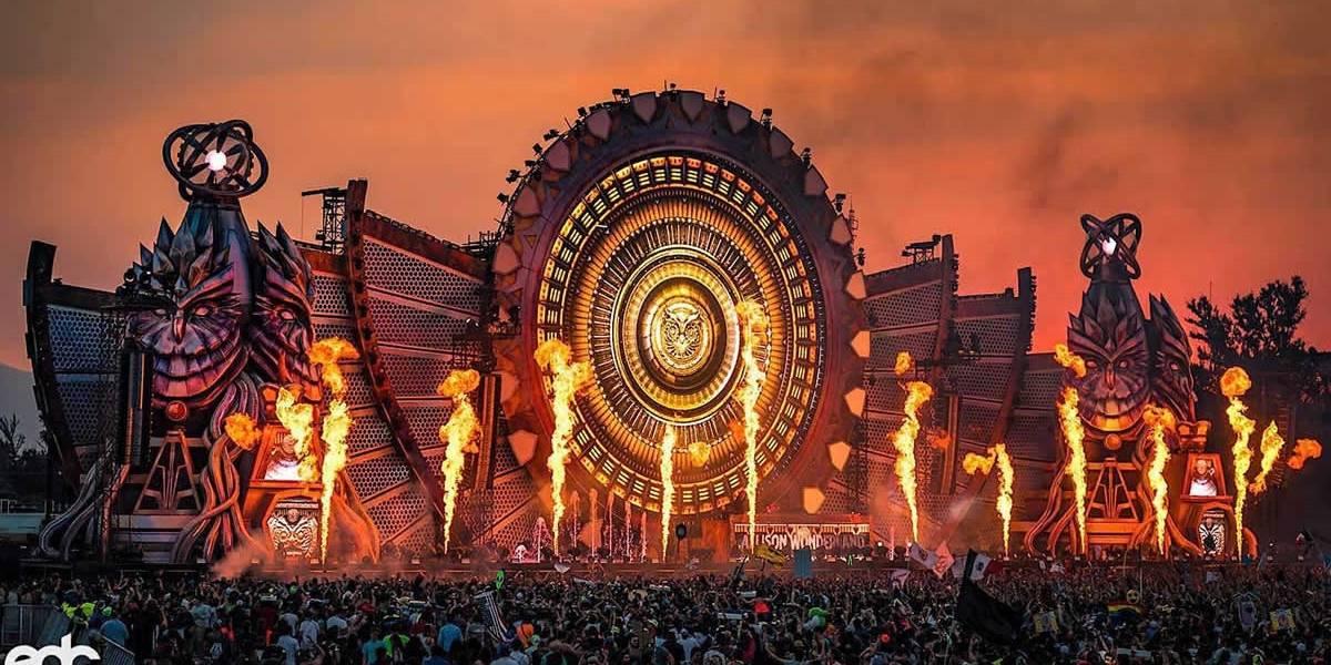 EDC: El festival más grande de música electrónica llega a México