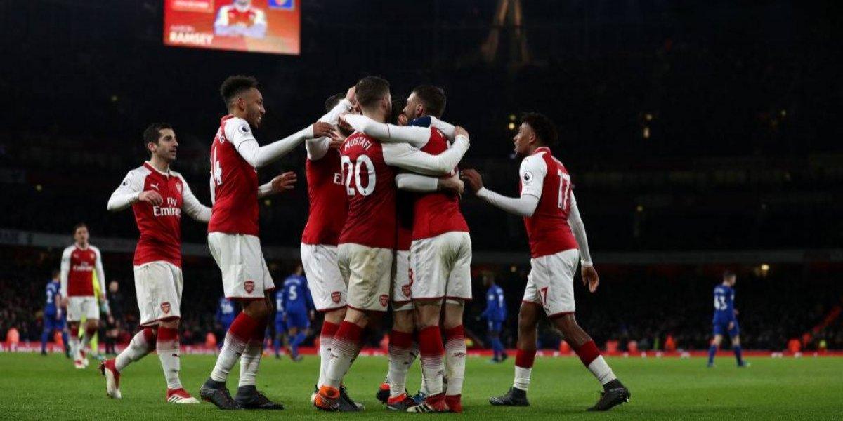 Arsenal enfrentará a AC Milan en el partido más esperado de los octavos de final de Europa League
