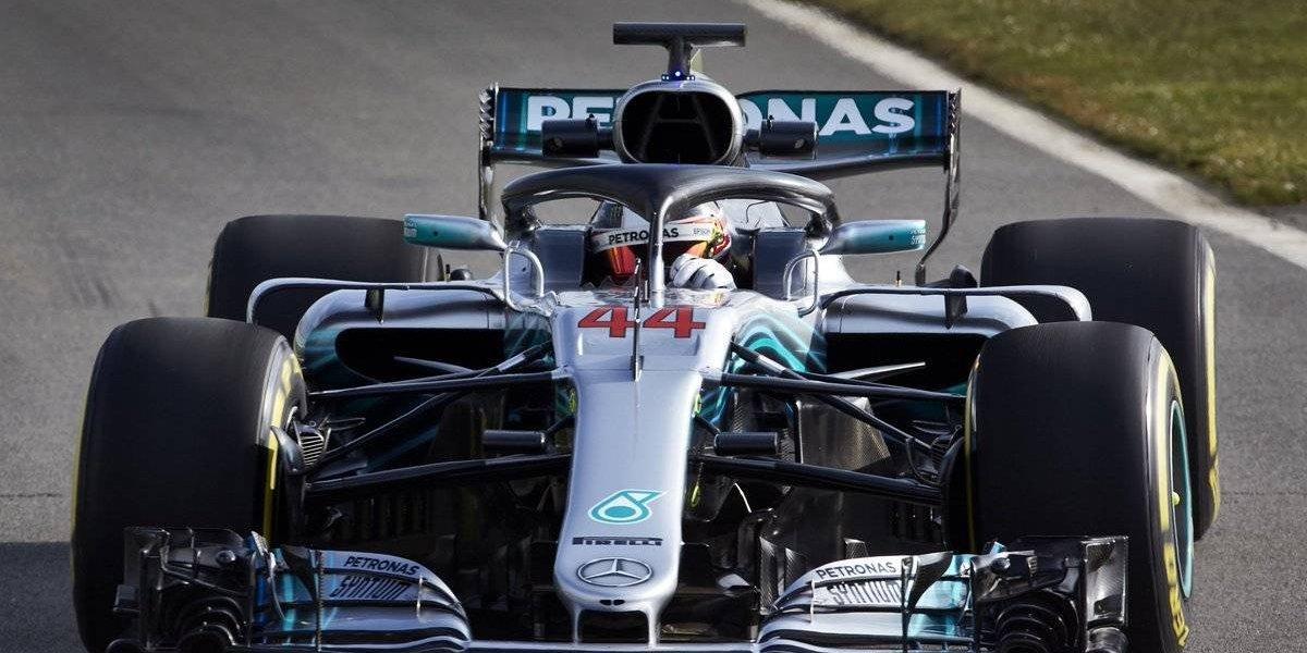 Así verán los pilotos de la F1 con el 'halo' de seguridad