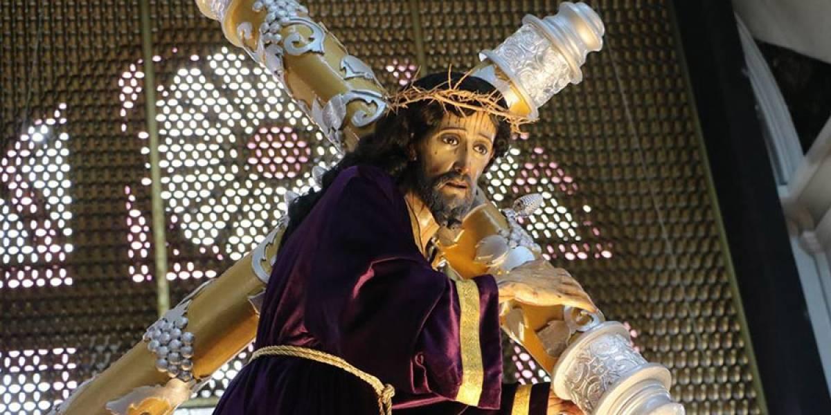 Jesús de la Justicia saldrá en su tradicional procesión el Segundo Domingo de Cuaresma