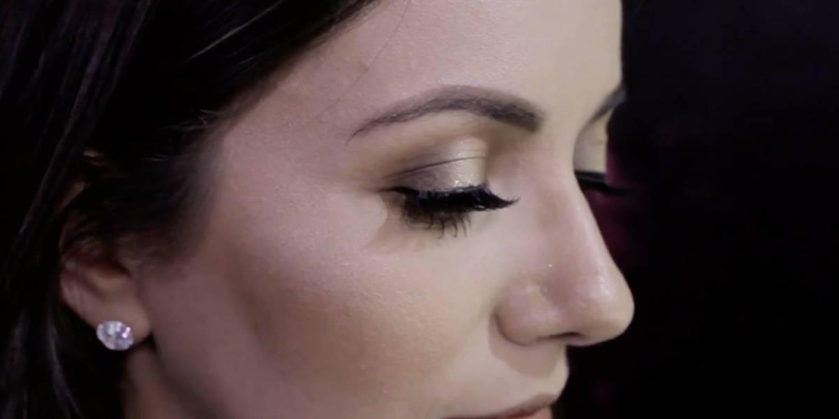 Conheça a técnica de maquiagem 'pálpebra luz'