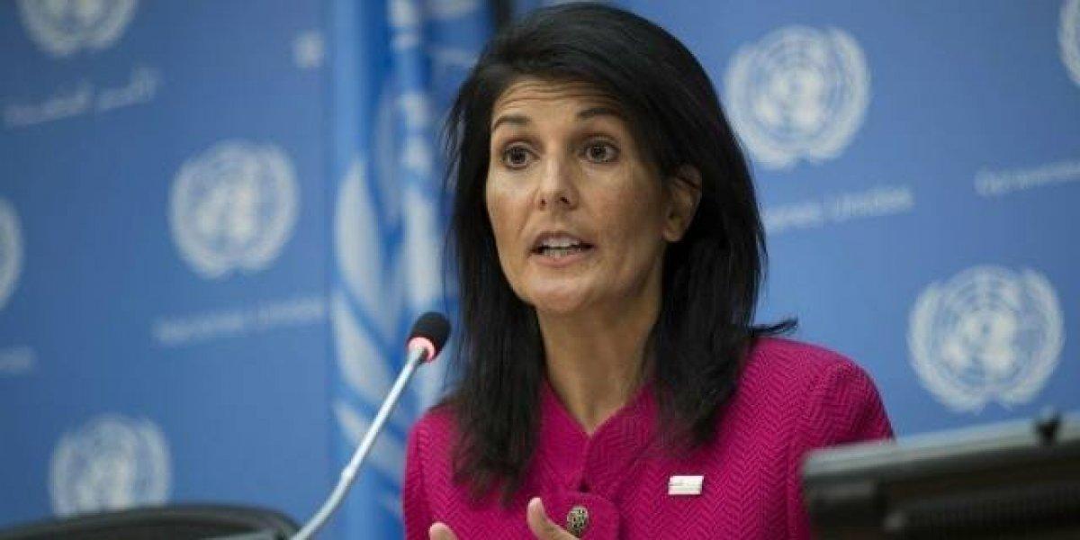 Embajadora de EE. UU. en la ONU visitará Guatemala