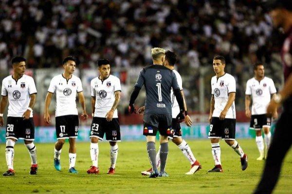 Orión fue clave para que Colo Colo sume un punto / imagen: Photosport