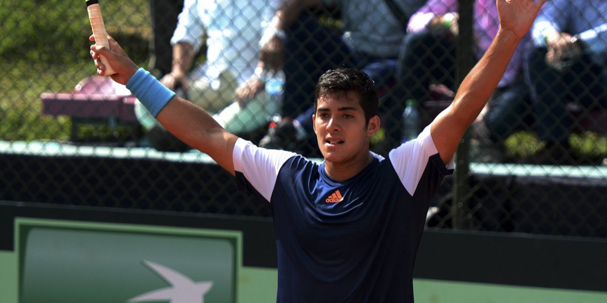 Christian Garín sigue imparable en México: avanzó a la semifinal del Challenger de Morelos