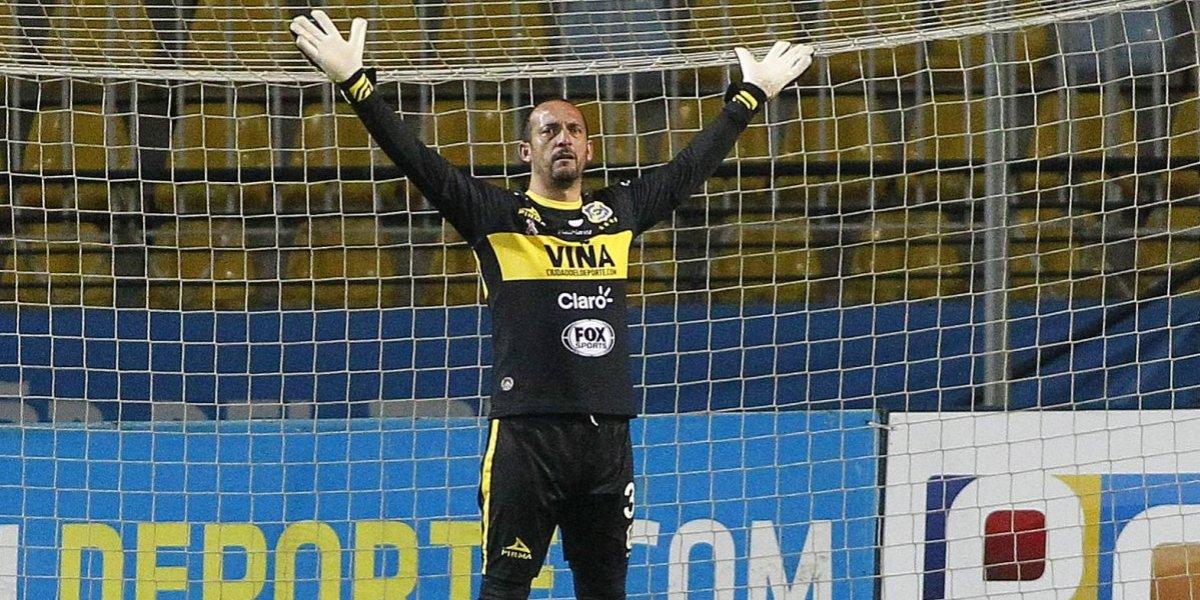 ¿Se acabó la paciencia con Eduardo Lobos?: Los errores del portero desde que llegó a Everton
