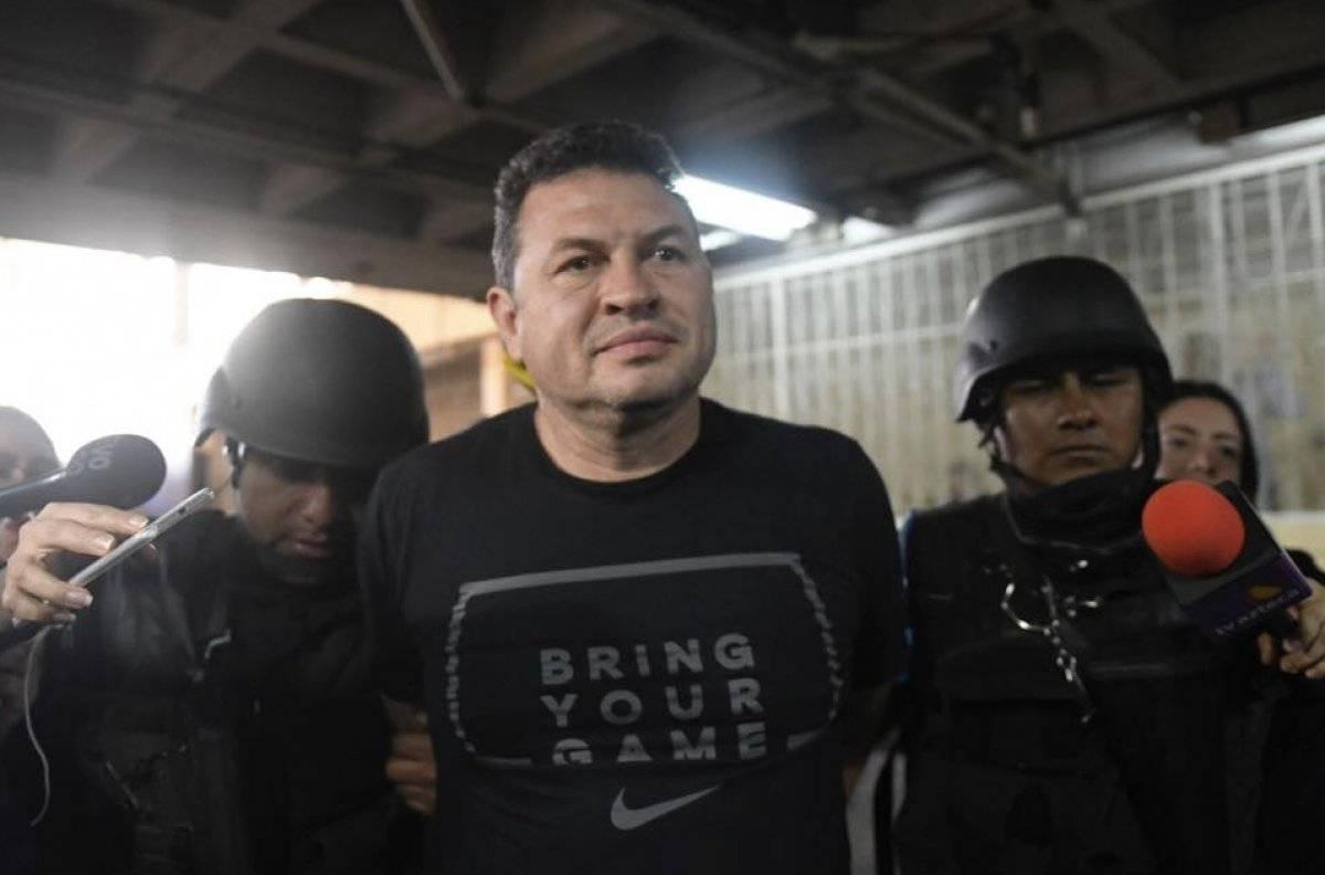 Roberto López Villatoro permanece en la cárcel. Foto: Omar Solís