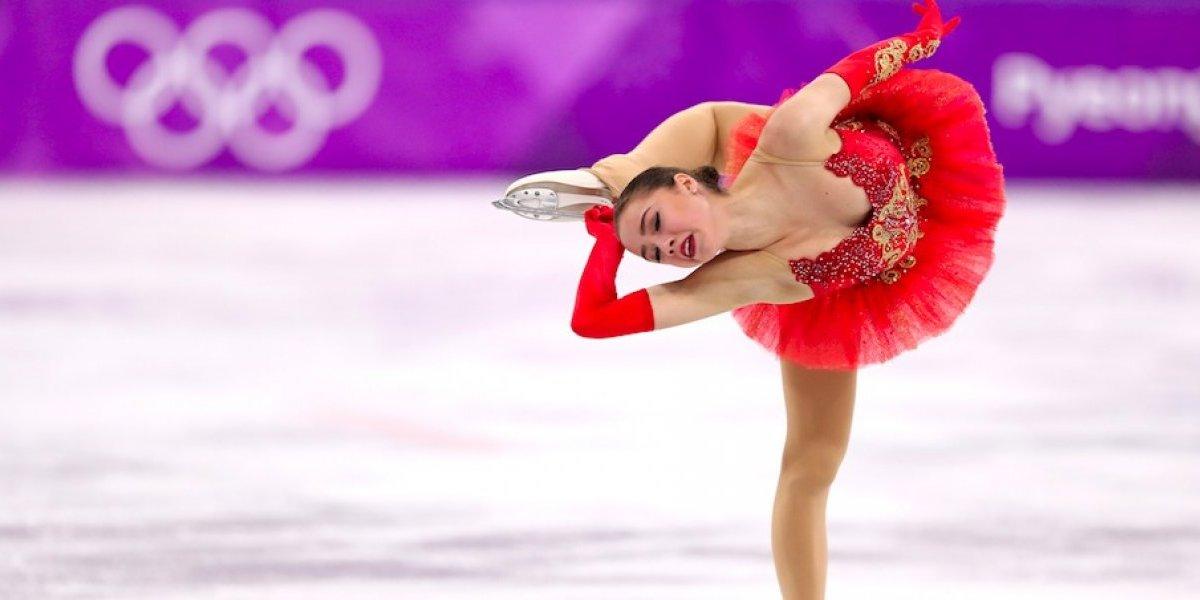 VIDEO: Rusa de 15 años gana oro con espectacular rutina en PyeongChang 2018