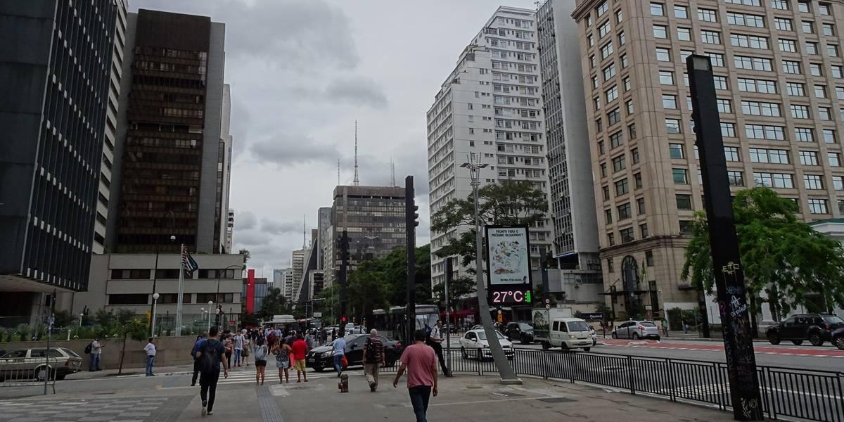 Previsão do Tempo: sexta-feira será abafada e com chuva em São Paulo