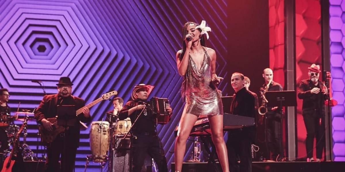 Leslie Grace emocionada de cantar con Pedro Capó
