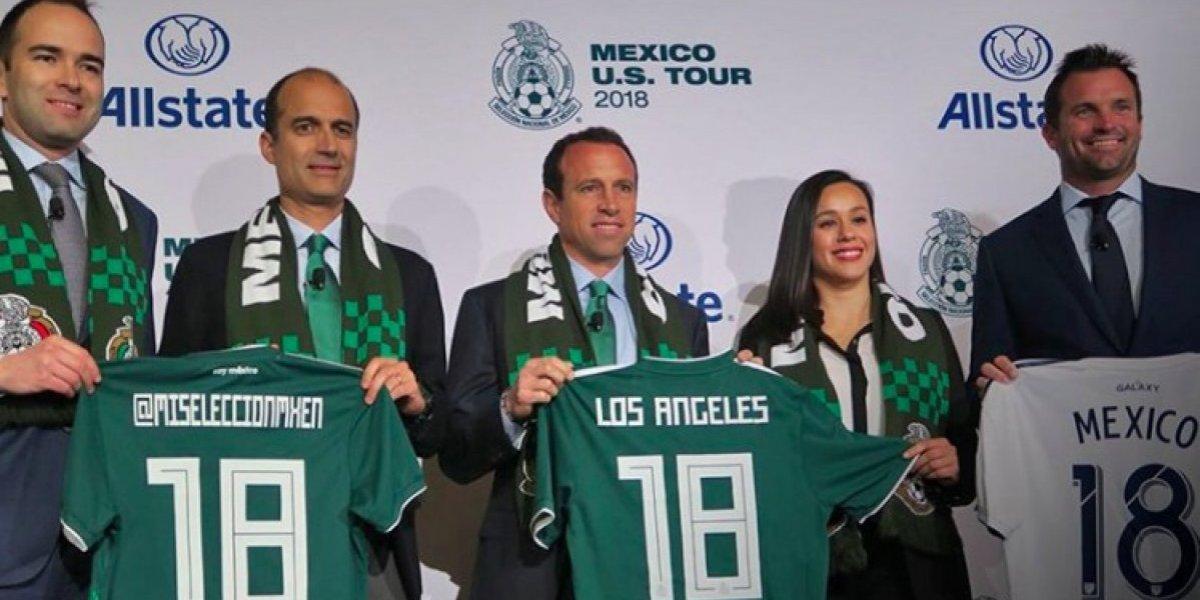 Selección mexicana abre redes sociales en inglés