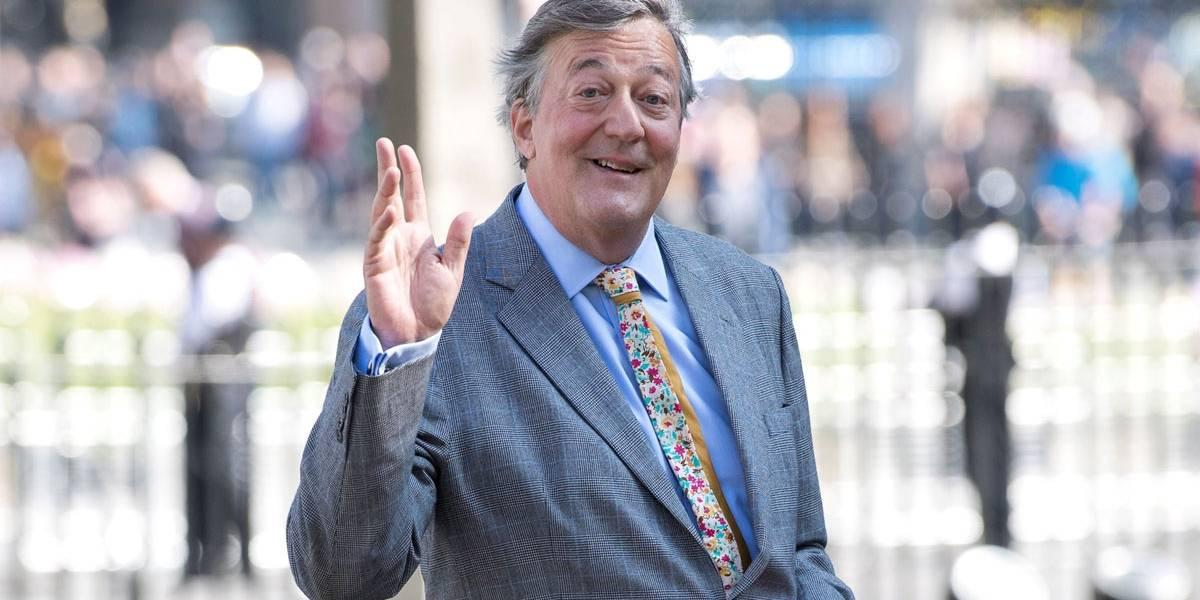 Ator Stephen Fry remove próstata após descobrir câncer
