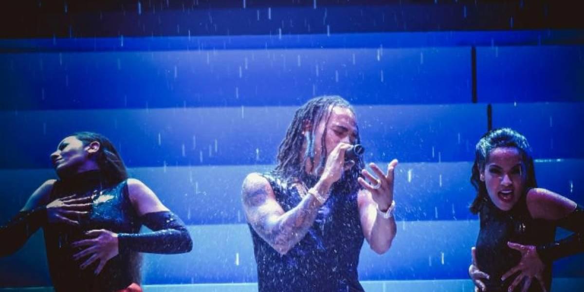 Ozuna se roba el show en Premios Lo Nuestro