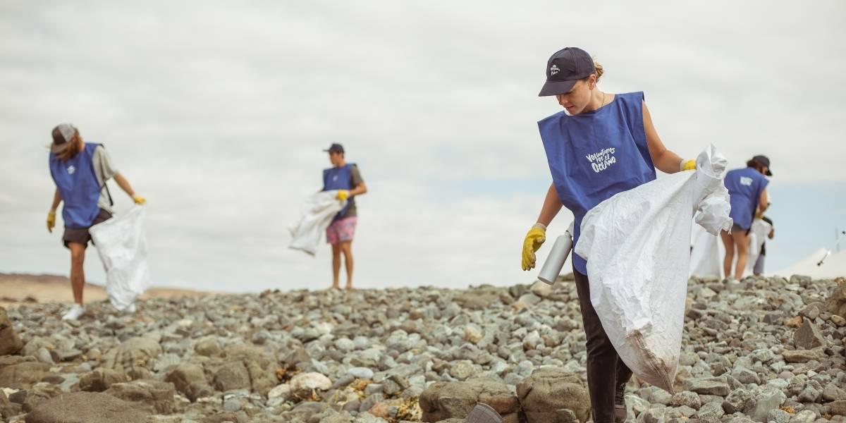 Contaminación en las playas: Más de seis toneladas de basura fueron retiradas durante este verano