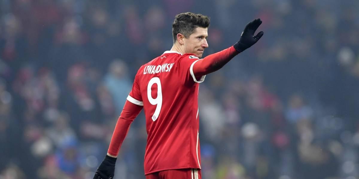 Lewandowski deja clara las cosas sobre su supuesta vinculación con el Real Madrid