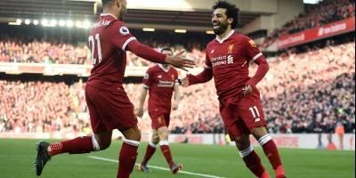 El Liverpool no tuvo problemas para golear al West Ham