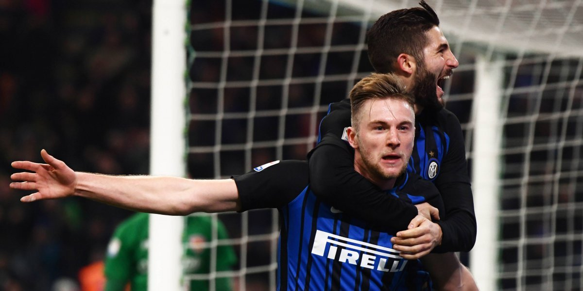 El Inter regresa a zona de clasificación directa de Champions