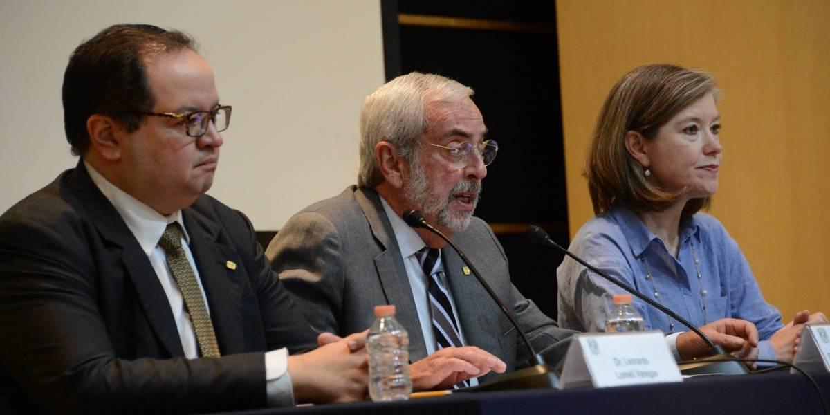 La UNAM no se militarizará si trabajamos unidos: Enrique Graue