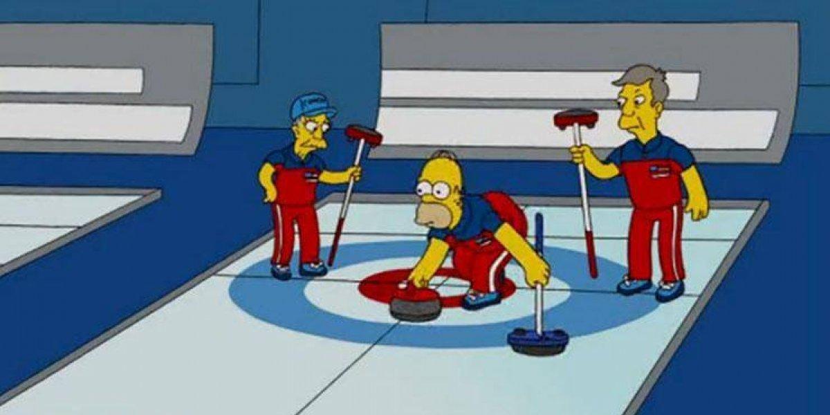 VIDEO: Los Simpson y su increíble predicción en PyeongChang 2018, ¡lo hicieron de nuevo!
