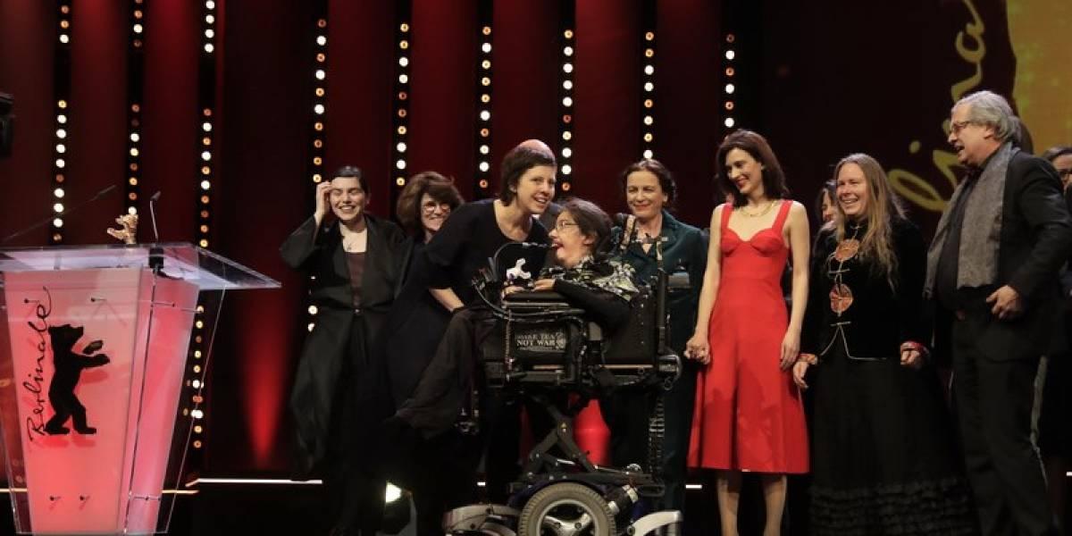 """""""Touch Me Not"""" de Adine Pintilie gana Oso de Oro de Berlín"""