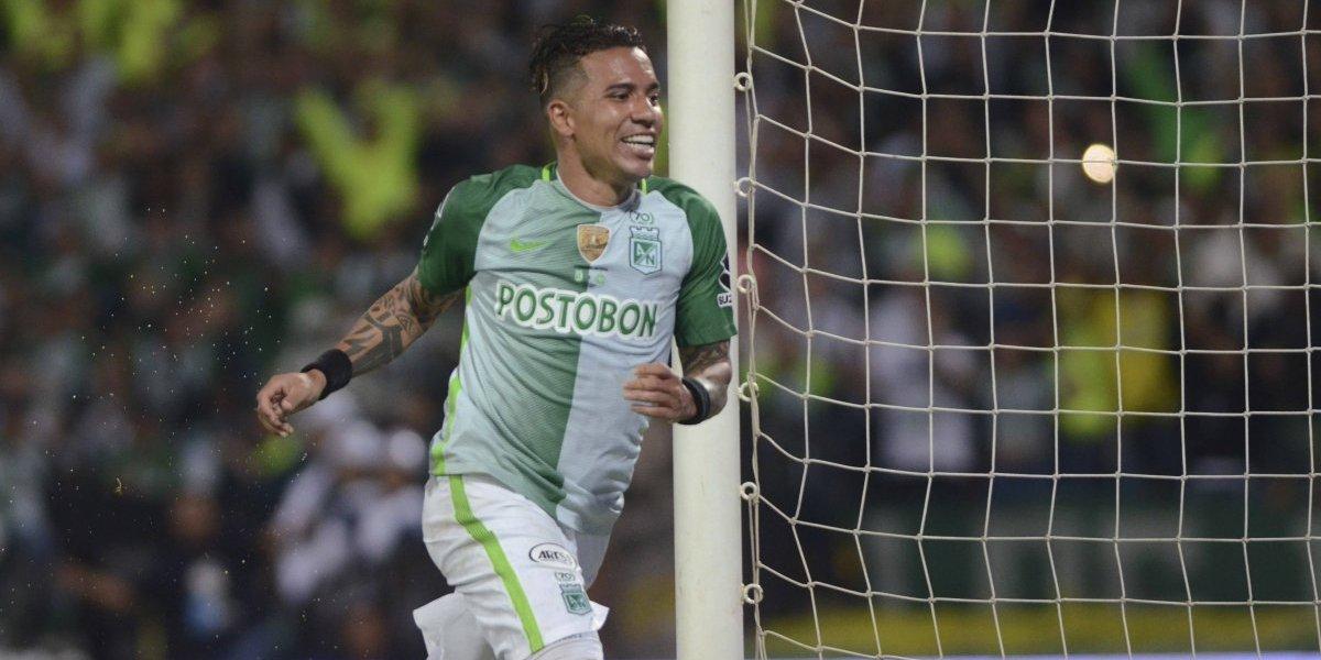 Atlético Nacional viajó a Chile comandado por Macnelly Torres y sin su goleador