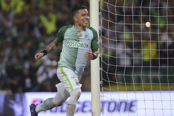 Dayro Moreno se unirá por la noche a sus compañeros / imagen: AP