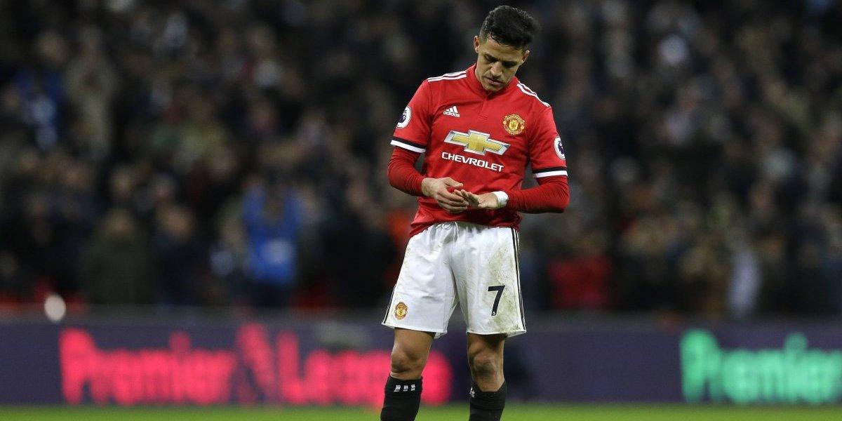 El nuevo rol que piden en Inglaterra para que Alexis llegue a su mejor nivel en el United