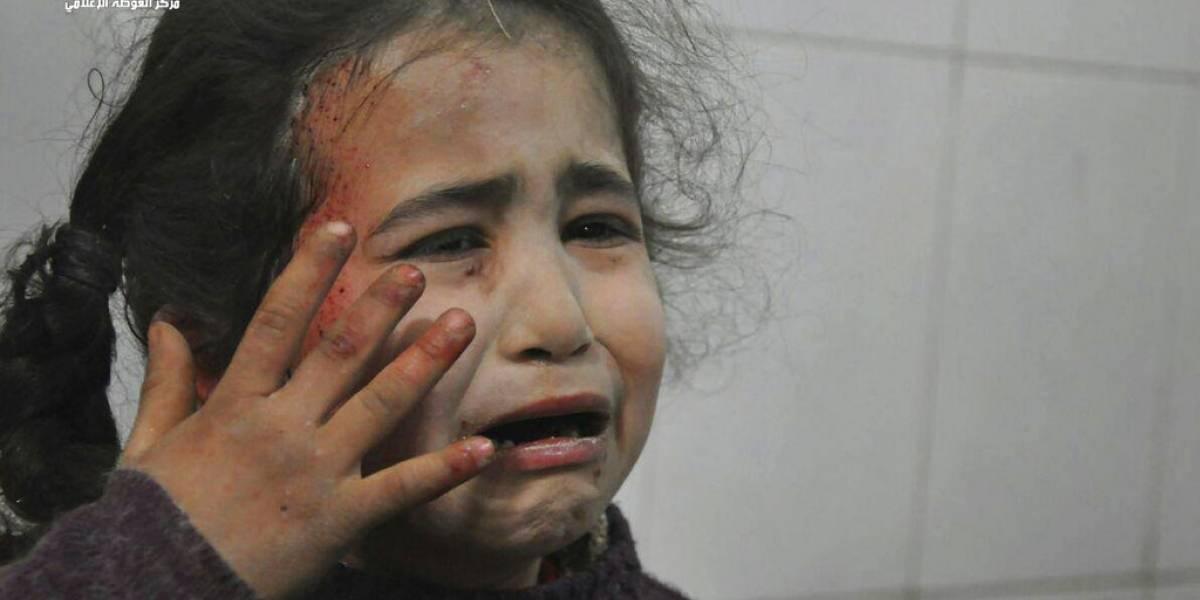 El Consejo de Seguridad de la ONU aprobó por unanimidad un cese al fuego en Siria por 30 días