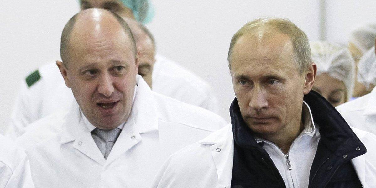 'Chef de Putin' también dirige imperio de medios