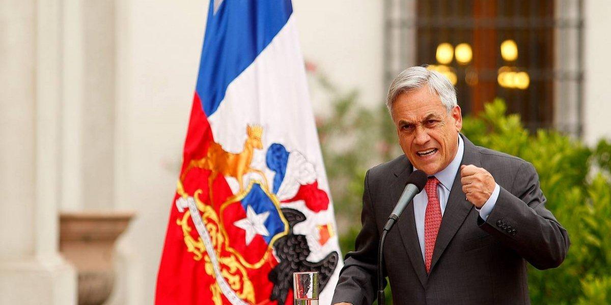 Importante agencia internacional duda sobre presupuesto de Piñera