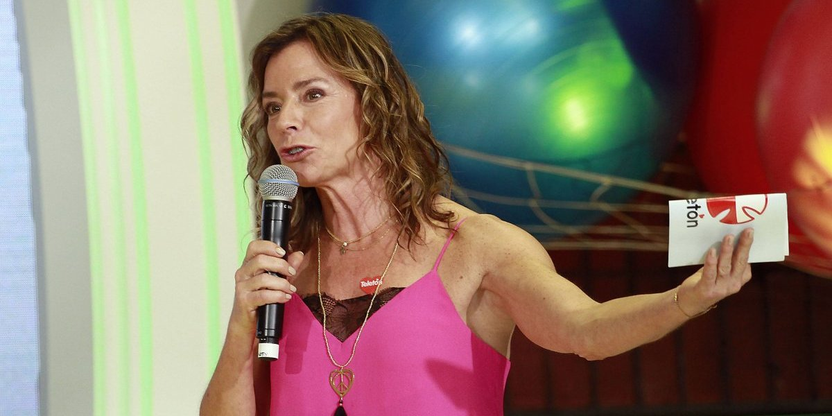 Katherine Salosny rompe el silencio tras abrupta salida de Mega