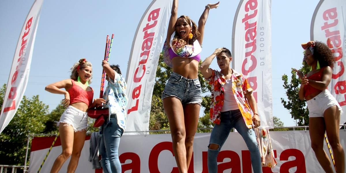 Viña del Mar: modelo Betsy Camino es la nueva reina del festival