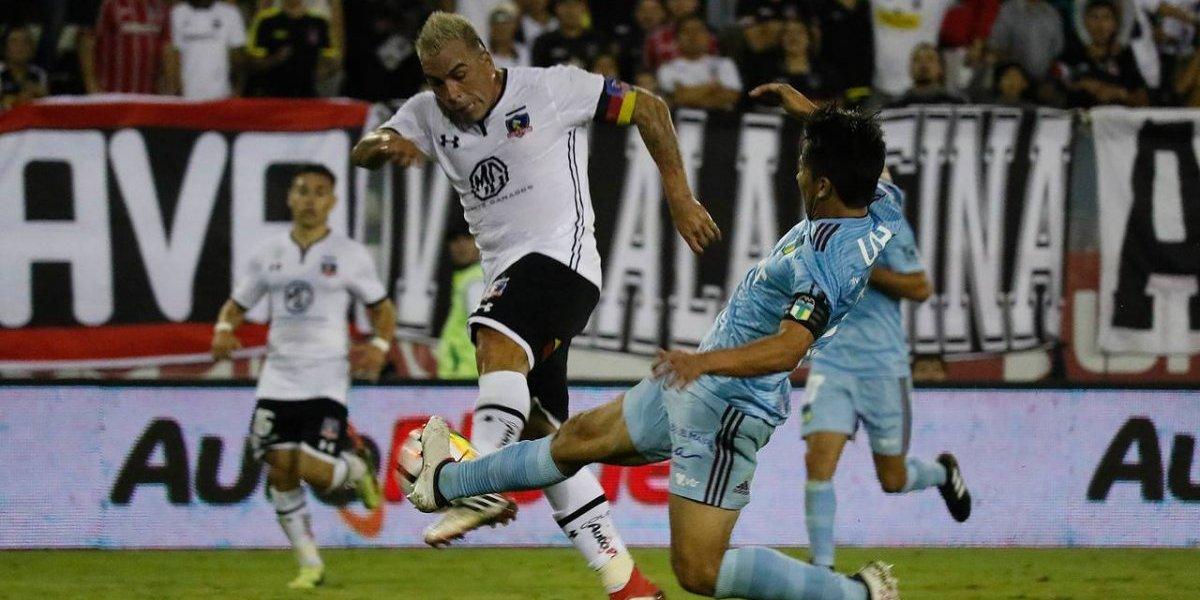 Pablo Guede volvió a pecar en Colo Colo y nuevamente quedó en evidencia la importancia de Valdés y Paredes