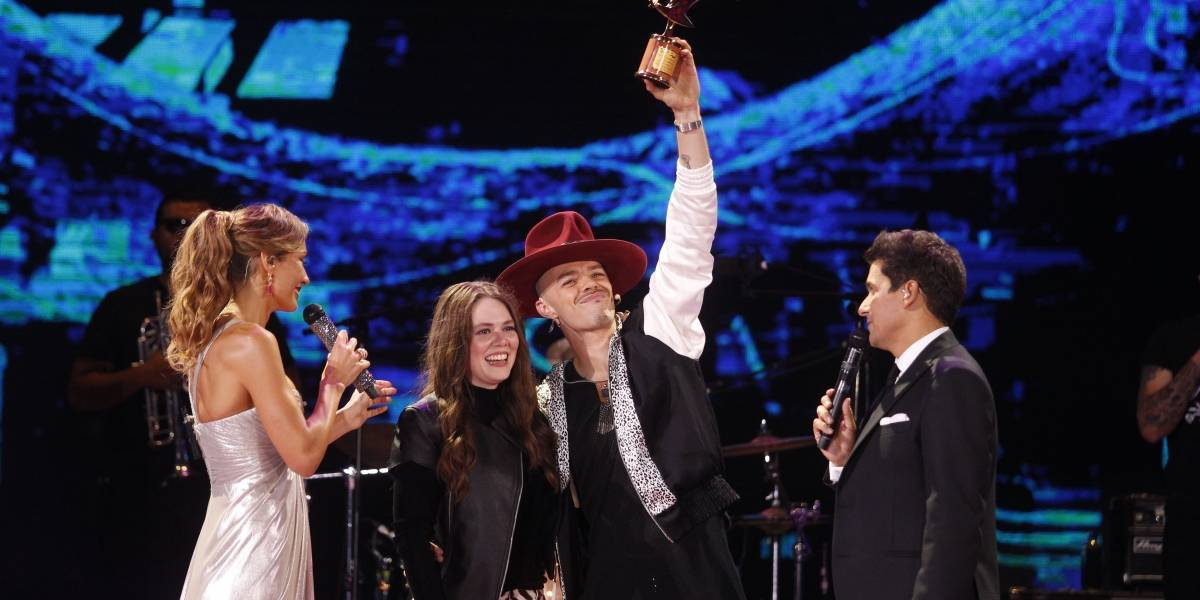 Viña 2018: Jesse & Joy trajo de regreso la balada romántica e hizo cantar a toda la Quinta
