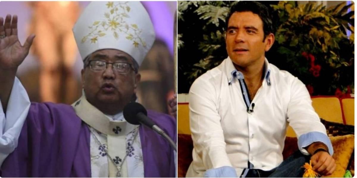 El conmovedor mensaje de Héctor Sandarti por el deceso de Monseñor Óscar Vian