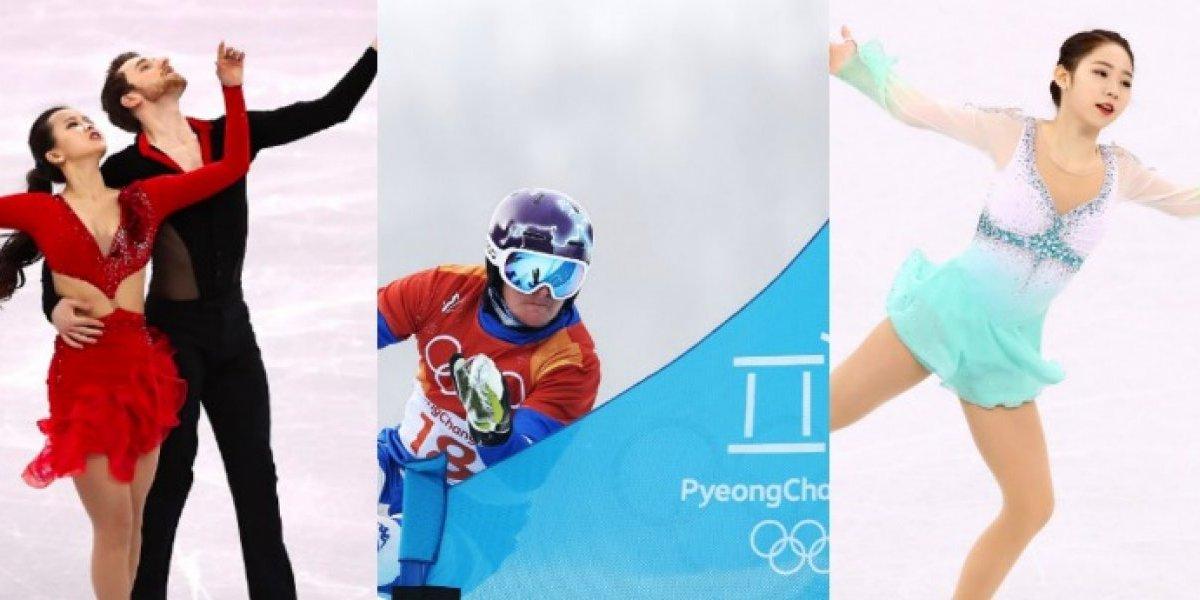 FOTOS: Revive los mejores momentos de PyeongChang 2018