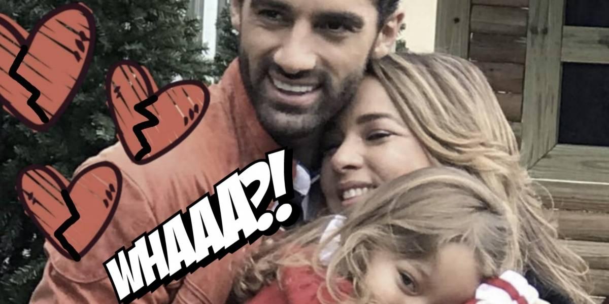 La pelea que hizo que Adamari López y Toni Costa dejaran de hablarse por días