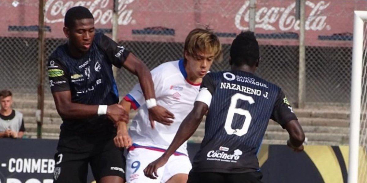 Independiente del Valle  vicecampeón de la Copa Libertadores sub 20