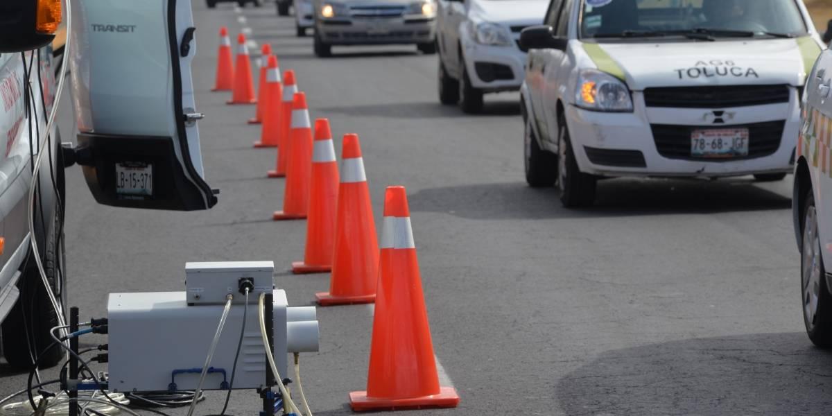 Hasta cuatro mil pesos de multa para vehículos contaminantes