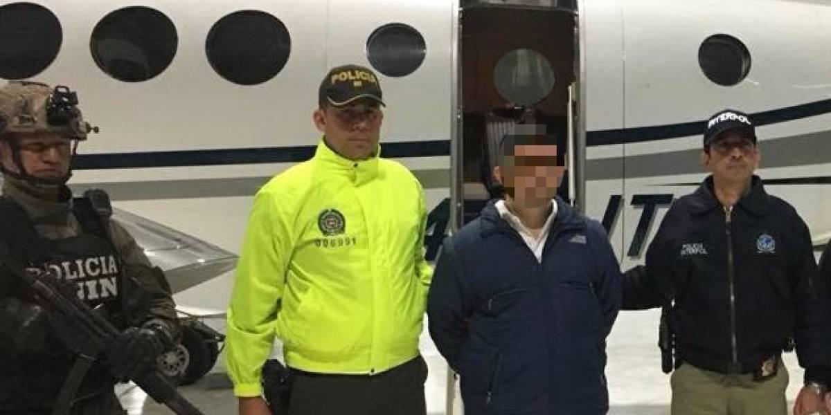 Extraditan a EE.UU. a alias Gerard, el 'Pablo Escobar' ecuatoriano
