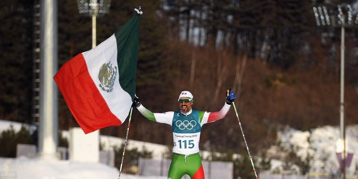 Logra mexicano Germán Madrazo oro en PyeongChang