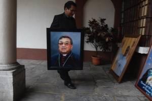 Conferencia de prensa por fallecimiento de Oscar Vian