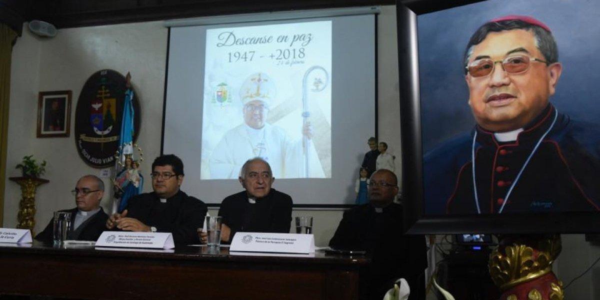 Arquidiócesis brinda detalles del fallecimiento y honras fúnebres de Monseñor Óscar Julio Vian