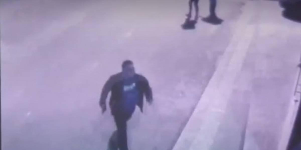 Concejal del Partido Liberal agredió a una mujer y le apuntó con un arma