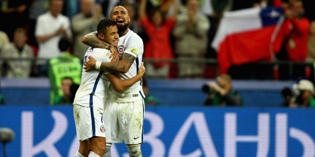 """Vidal no se ilusiona con enfrentar a Alexis en la final de la Champions  """"Sería lindo, pero va a estar difícil"""""""