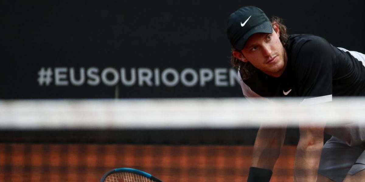 Fin a la ilusión: Nicolás Jarry perdió con Diego Schwartzman y se despidió del ATP de Río